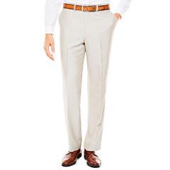 J.Ferrar Bone Shimmer Pants-Classic Fit
