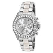Invicta Womens Silver Tone Bracelet Watch-18867