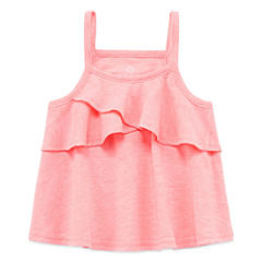 Okie Dokie Tank Top - Baby Girls