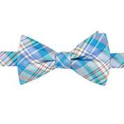 Stafford Plaid Bow Tie