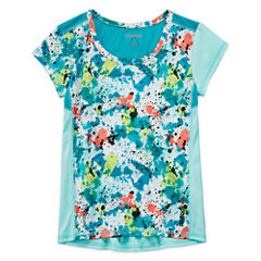Reebok Graphic T-Shirt-Preschool Girls
