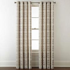 Studio Jett Grommet-Top Curtain Panel