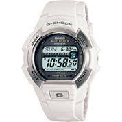 Casio® G-Shock Multi-Band Atomic Time White Solar Watch GW-M850-7JCP
