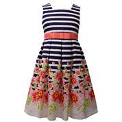 Bonnie Jean Sleeveless Fit & Flare Dress Plus - Big Kid