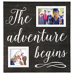 Burnes Of Boston® The Adventure Begins 2 Opening Collage Frame