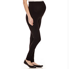 Maternity Overbelly Ankle Leggings