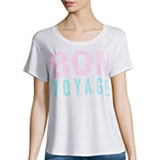 I 'Heart' Ronson® Short-Sleeve Bon Voyage Tee