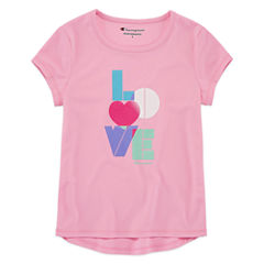 Champion Graphic T-Shirt-Toddler Girls
