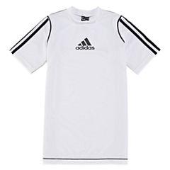 Adidas Boys' Rash Guard-Big Kid