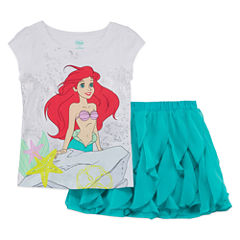Disney Disney Princess Skirt Set Toddler Girls