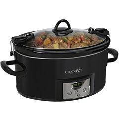 Crock-Pot® Cook & Carry Countdown® 7-qt. Slow Cooker