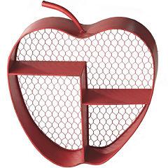 Apple Wall Shelf Cubby