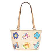 Rosetti® Block Party Double Handle Satchel Bag