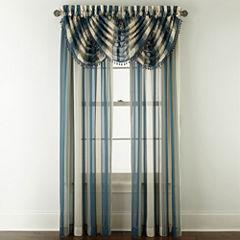 Royal Velvet® Kingston Stripe Window Treatments