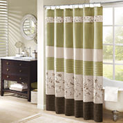 Madison Park Estella Shower Curtain