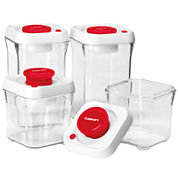 Cuisinart® 8-pc. Vacuum Seal Canister Set
