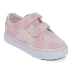 Vans Winston Girls Skate Shoes - Toddler