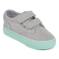 Vans Winston Girls Skate Shoes - Toddler