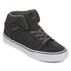 Vans Brooklyn Slip Boys Skate Shoes - Big Kids