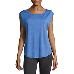 Xersion™ Mesh Inset Muscle Tank