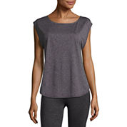 Xersion Short Sleeve Scoop Neck T-Shirt