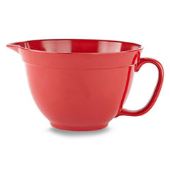 Cooks Melamine Batter Bowl with Handle
