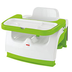 Fisher Price Grow With Me Portable Booster Seat - Green