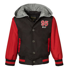 iXtreme Boys Varsity Jacket-Toddler