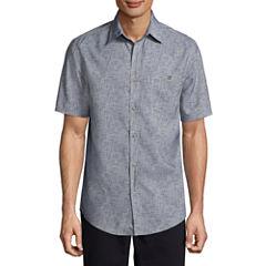 St. John's Bay Terra Tek Comfort Stretch Quick Dry Shirt