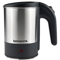 Bonavita Dual Voltage 0.5L Travel Electric Kettle