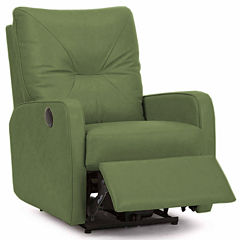 Recliner Possibilities Taylor Power Swivel Glider
