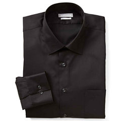 Van Heusen® No-Iron Lux Sateen Dress Shirt–Big & Tall