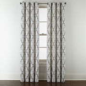 Studio™ Casey Grommet-Top Window Treatments