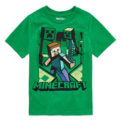 Minecraft Graphic T-Shirt - Preschool 4-7
