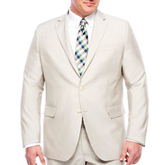 J.Ferrar Classic Fit Woven Suit Jacket Big and Tall