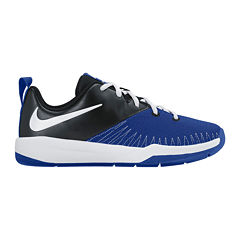 Nike® Team Hustle D7 Boys Low Basketball Shoes - Little Kids/Big Kids