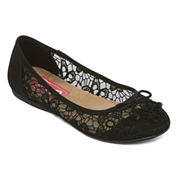 Pop Sahara Womens Ballet Flats