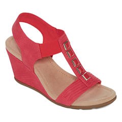 St. Johns Bay Landings Womens Wedge