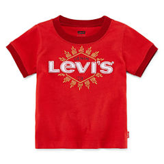 Levi's Short Sleeve T-Shirt-Baby Boys
