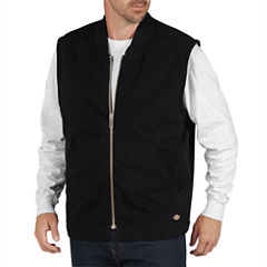 Dickies® Insulated Sanded Duck Vest - Big