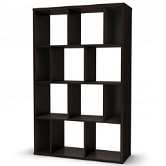 Reveal Shelving Unit with 12 Compartments