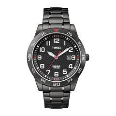 Timex Mens Black Expansion Watch-Tw2p616009j