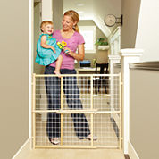 North States™ Extra-Wide Wire Mesh Gate