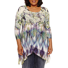 Unity World Wear Tunic Top Plus