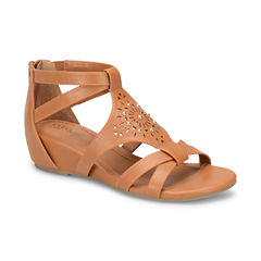 Eurosoft Raisa Womens Wedge Sandals