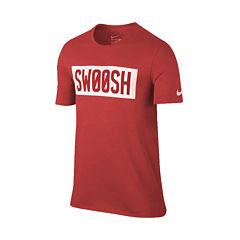 Nike Short Sleeve Crew Neck T-Shirt
