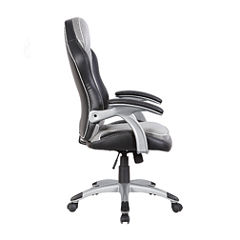 RTA Products LLC Techni Mobili High Back Executive Sport Racer Office Chair