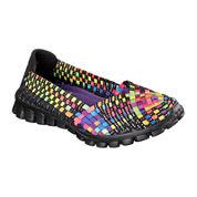 Skechers® Delphi Womens Woven Slip-On Sneakers