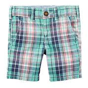 Carter's® Plaid Shorts - Preschool Boys 4-7