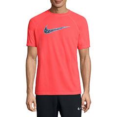 Nike Convert Swoosh Swim Tee 40+ UPF Protection